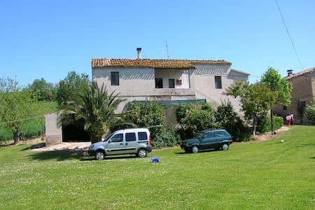 Casolare/Oasi verde a poco dal mare - Poggio Morello - Casa