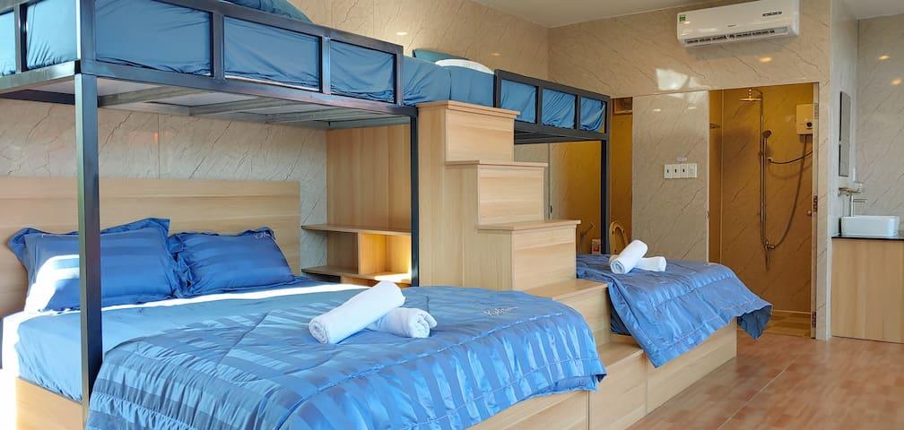 Bedroom 2 - Beds