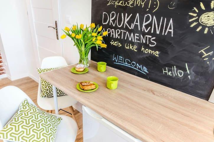 Drukarnia Apartments nr.9