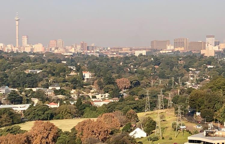Guidebook for Johannesburg