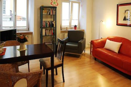 Hübsche Wohnung in der Innenstadt - Landshut - Lakás
