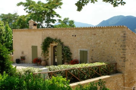 Le Stalle, Geppa, Umbria, Italy - Geppa - House