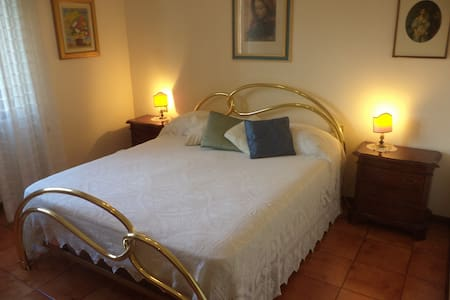 APPARTAMENTO 40 MINUTI FIRENZE - Montecatini Terme - Huoneisto