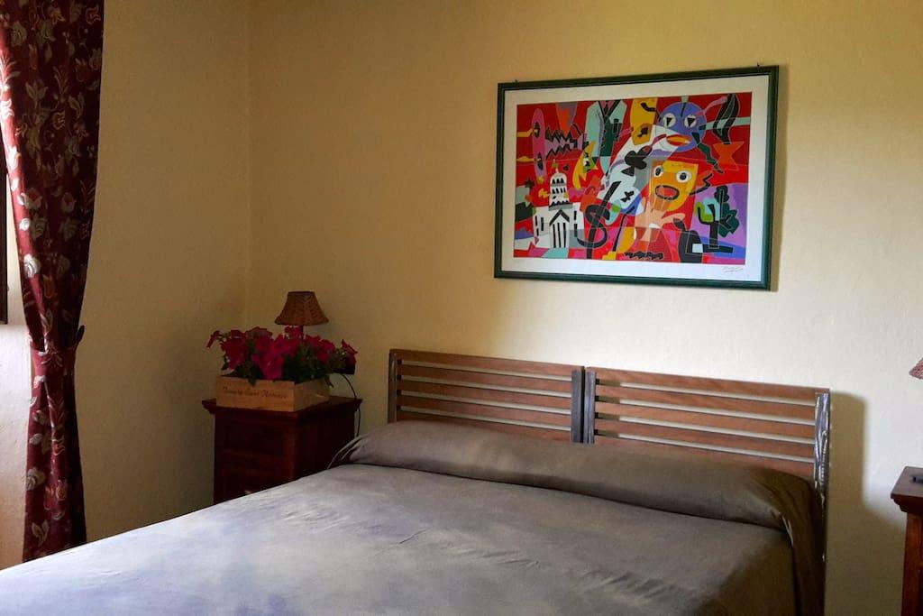 camera 4 gatti chambres d 39 h tes louer castello lombardia italie. Black Bedroom Furniture Sets. Home Design Ideas
