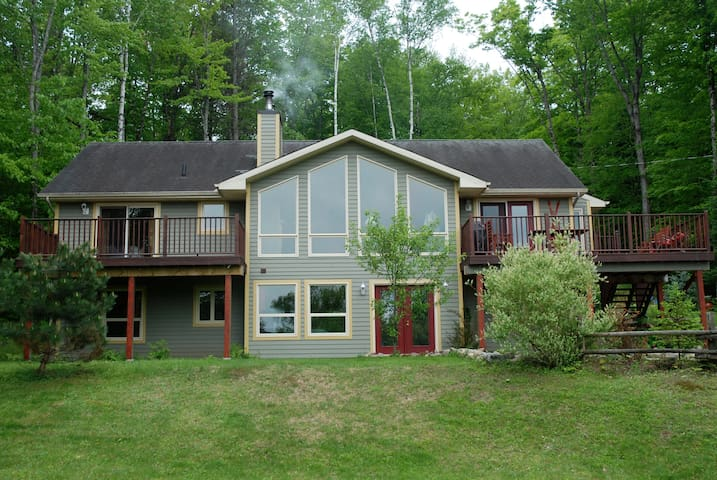 Tranquil retreat Mountain views - Mont-Tremblant - House