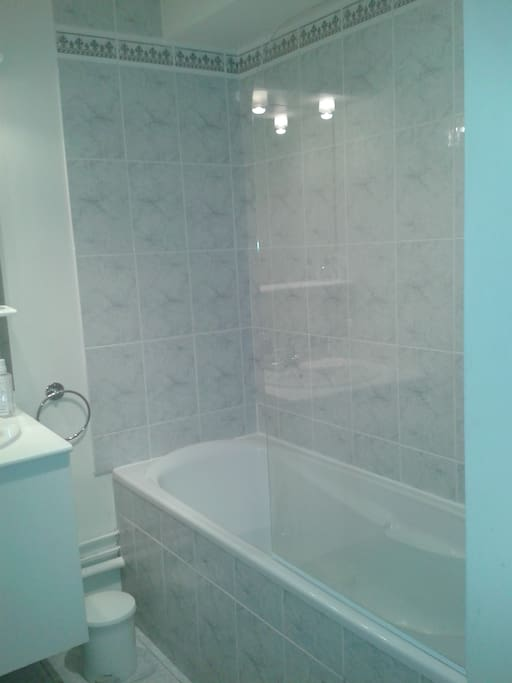 Salle de bain / Bathroom / Ванная комната