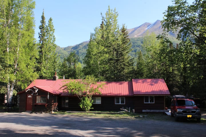 Kenai Lake Cabin #1