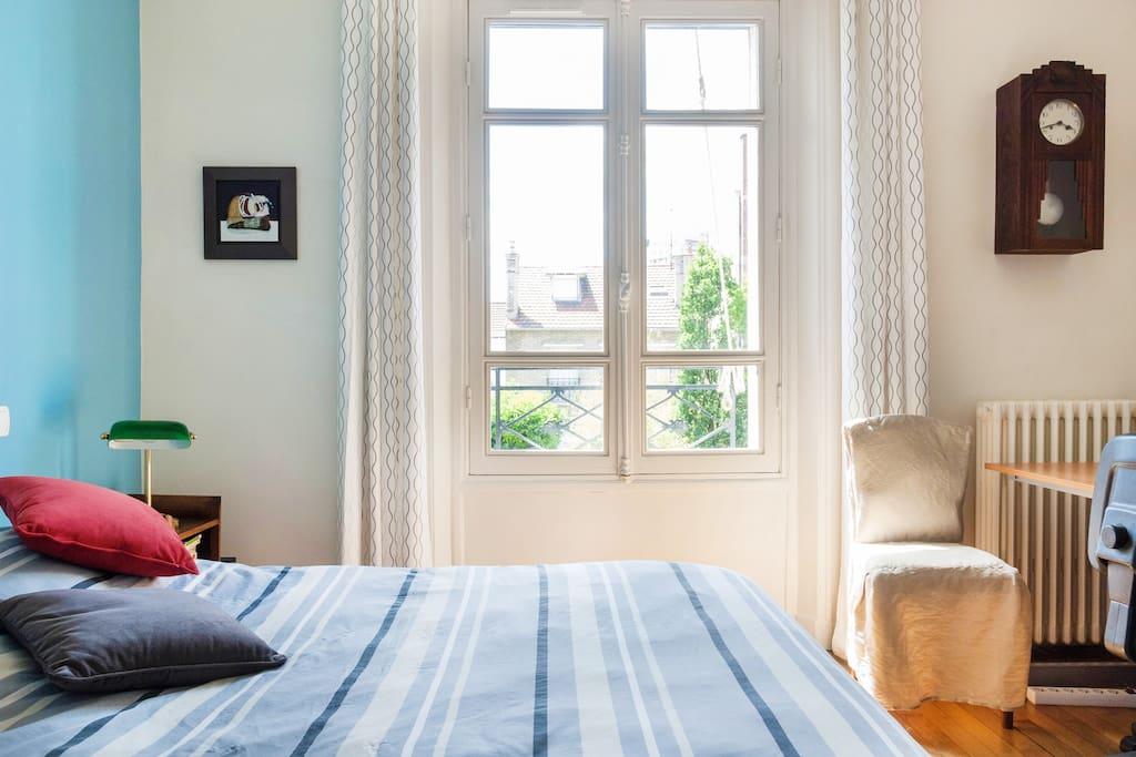 Safe neighborood, quiet, 15 m2 sunny room