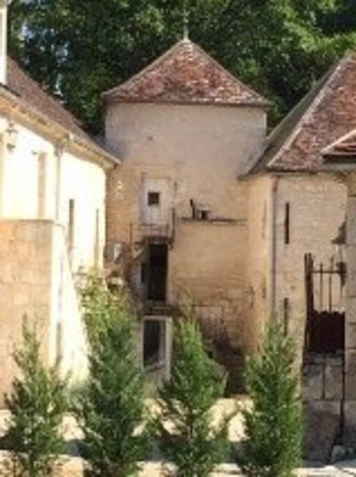 le gite du colombier du chateau