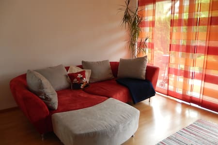 Privatzimmer in ruhiger Lage - Apartament