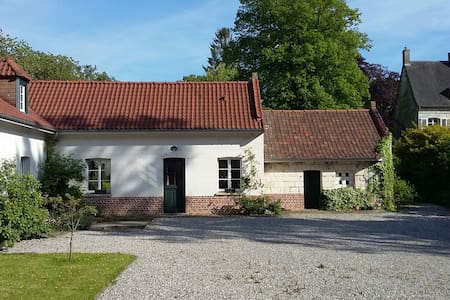 Farmhouse, exceptional surrounding - Bours - Huis
