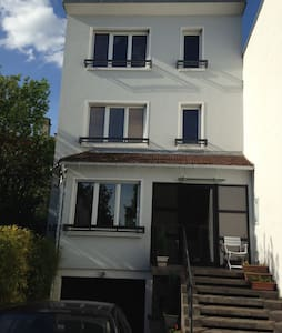 2 nice bedrooms + bathroom - Saint-Cloud - Bed & Breakfast