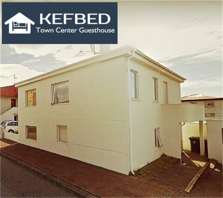 Family or group stay (5ppl) at KEFBED TownCenter
