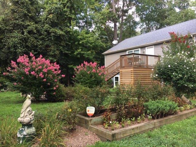 Garden Patch Haven