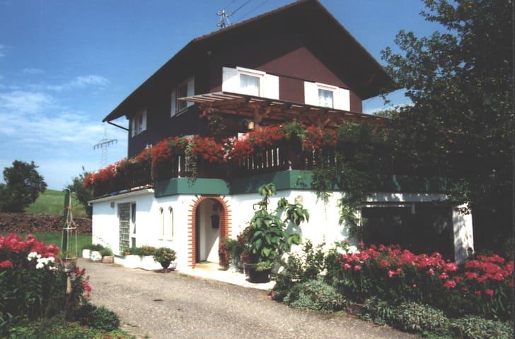 Gästezimmer im Nordschwarzwald - Freudenstadt - Hus