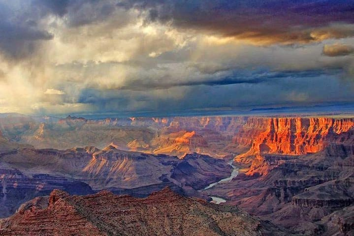 National Parks around the corner!