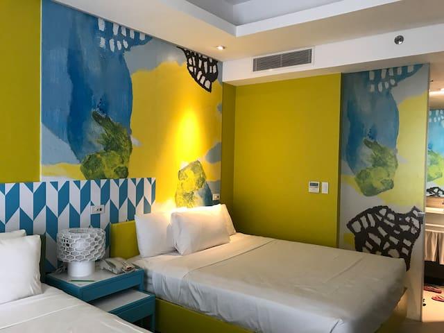 Hotel Accommodation at Astoria Boracay