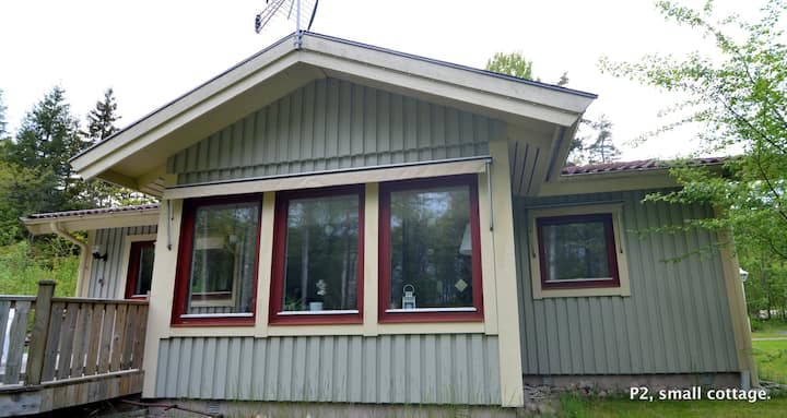 3 bedroom Cottage with sauna, boat and Kayak