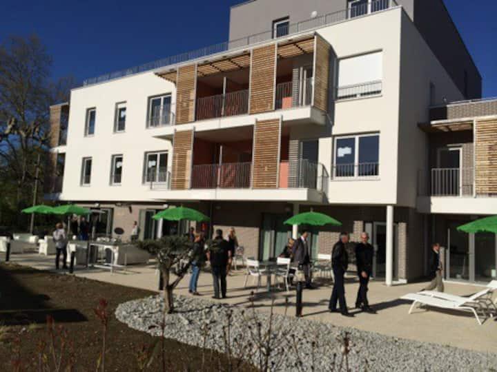 Résidence premium Aix-les-Bains prêt du petit port