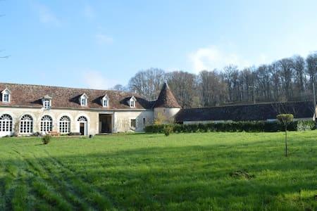 Orangerie du château de Boussay - 14 pers Max - Boussay