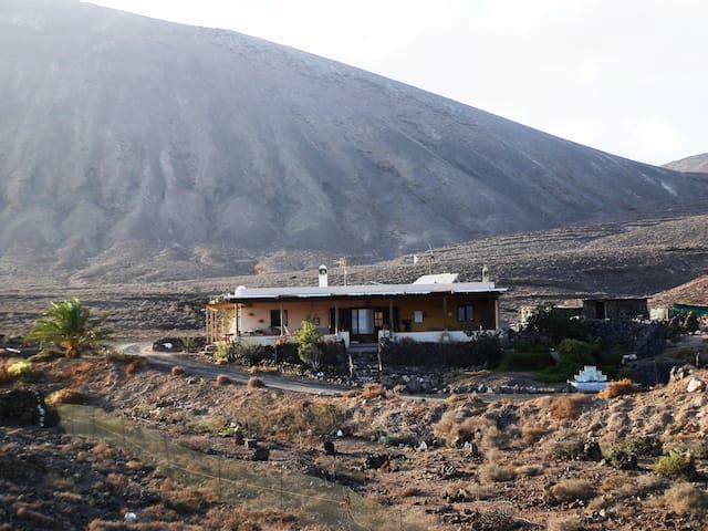 Finca Rural Pitaya -   Apto. Tótem - Guatiza - Apartemen