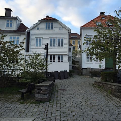 Retreat in Nordnes, Bergen. - Bergen - Apartment