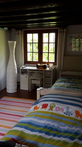 Belle longere normande - Beauche - House