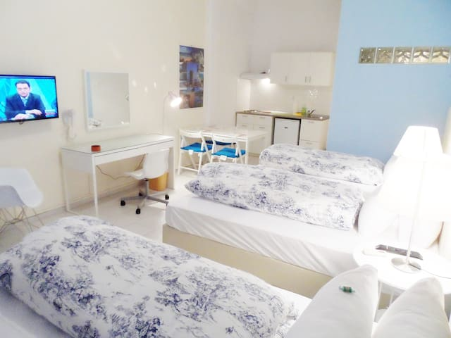 HOMELY STUDIOS - Chios - Bed & Breakfast