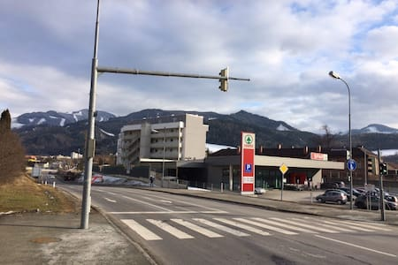 Calm and modern Living in Leoben