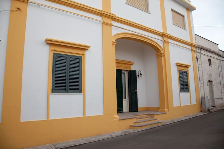 Casa Nicola Salve - Salve - Hus