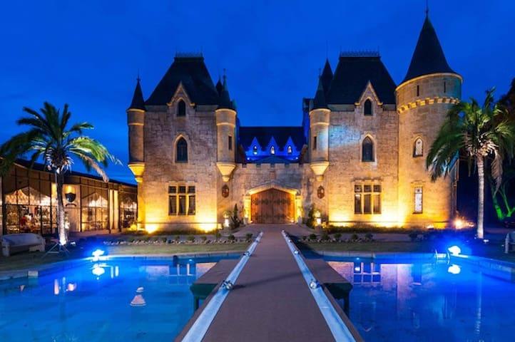 Castelo de Itaipava Hotel (Suite Junior)