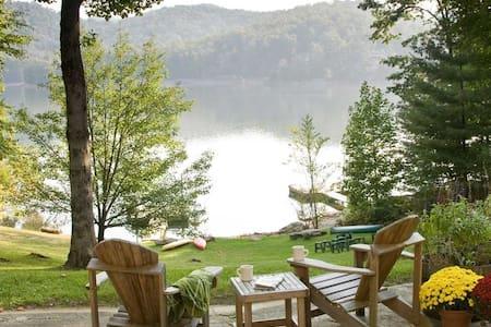 Blue Ridge Mountain Lakehouse - Cullowhee - Dům