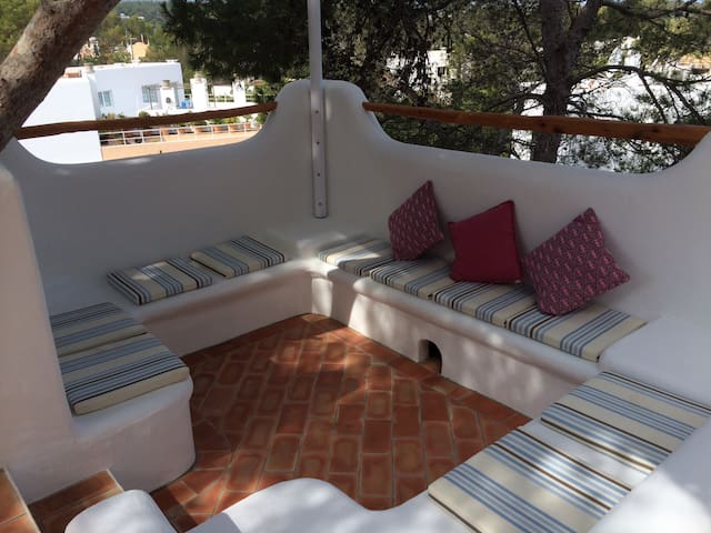 Private flat in home with sea view - Ibiza - Appartement
