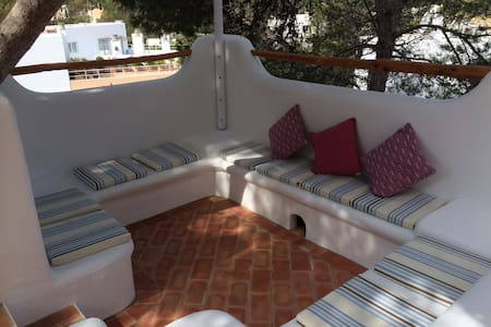 Private flat in home with sea view - Ibiza