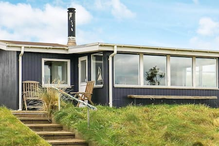Garden-view Holiday Home in Hirtshals with Terrace