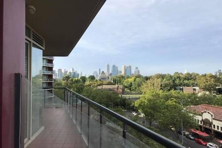 Private room close to CBD - Melbourne - Apartamento