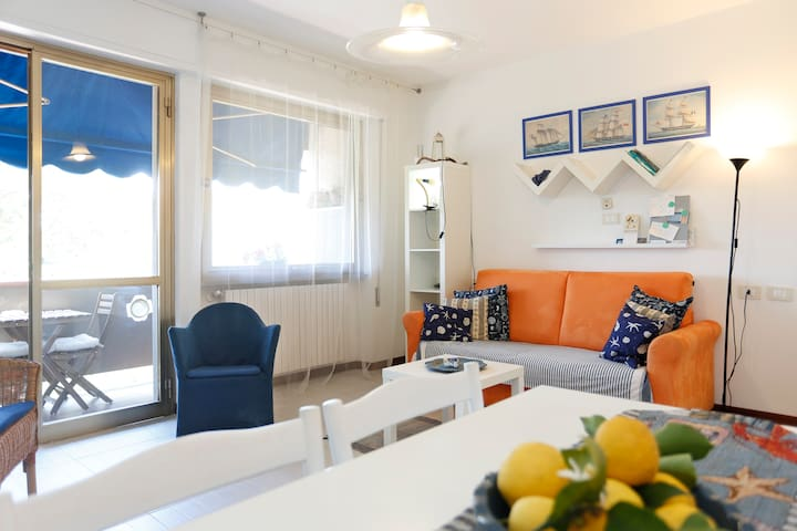 Studio 50 meters from the Bach - Forte dei Marmi - Appartement