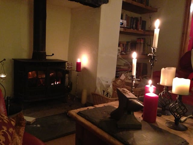 Snowdonia / Dolwyddelan Cottage - Dolwyddelan - Rumah