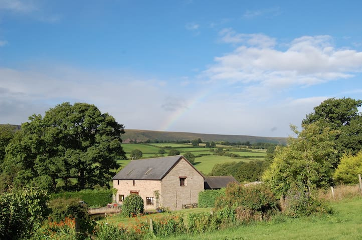 Little Trewern Farm, Herefordshire. - Longtown - Bed & Breakfast