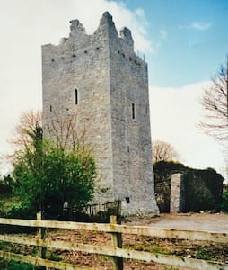 Ballintotis Castle, East Cork - Castlemartyr - Castelo