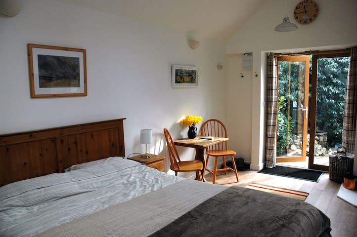Secluded studio near Lyme Regis - Devon - Chalet