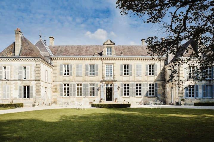Château de Mairy, Châlons-en-Champagne, Left Wing