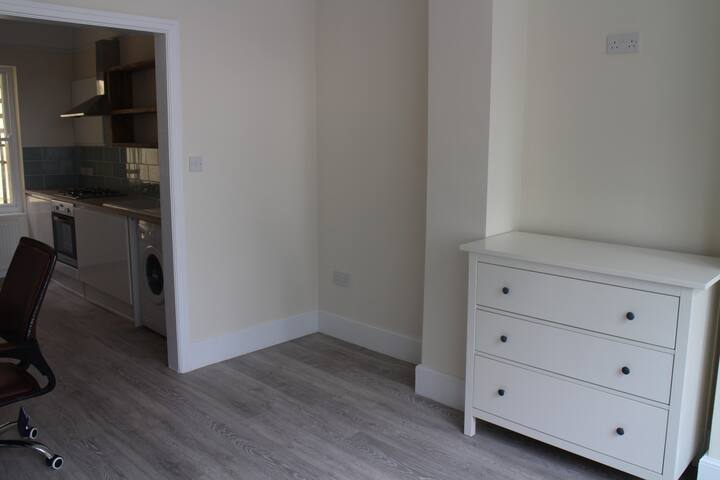 rusell square one bed