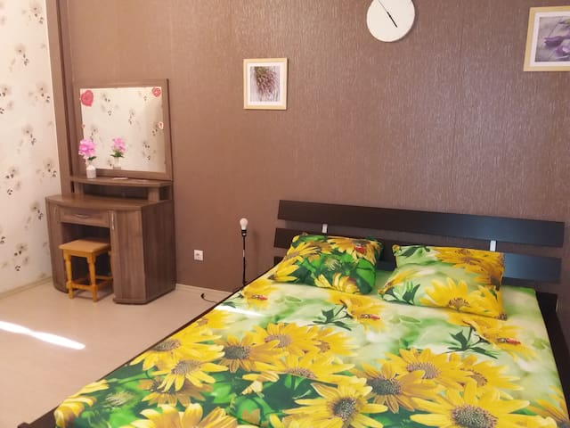Уютная квартира на Савы Белых