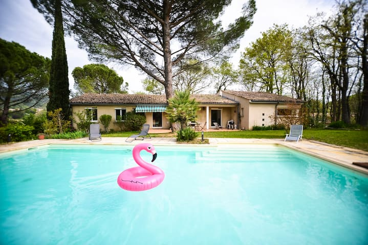 Flamingo House