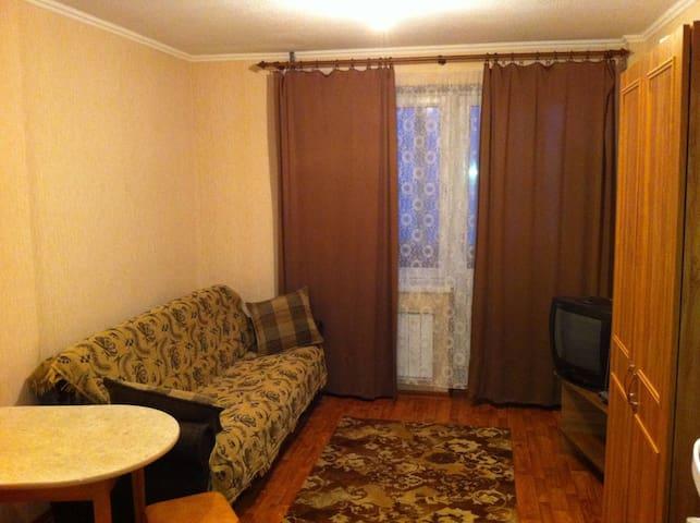 Ауэзова - Minsk - Apartment