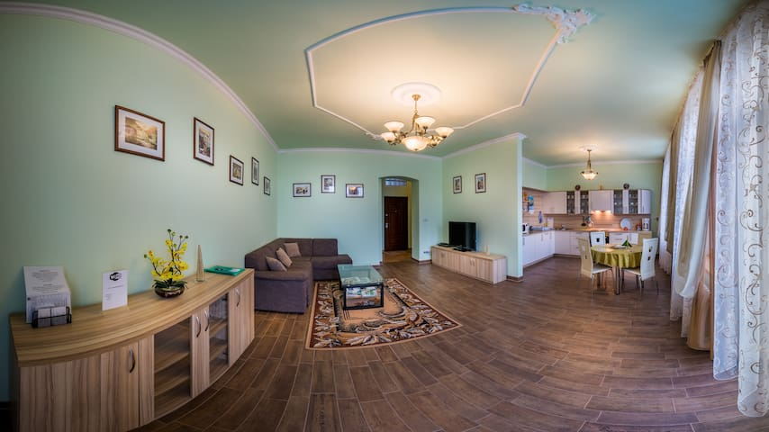 "Apartment ""Elizaveta"" - Carlsbad - Appartement"