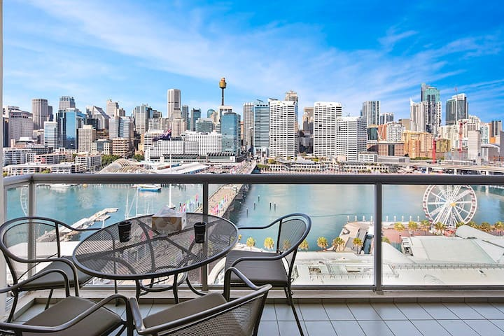Sydney Darling Harbour  private suite & ensuite...