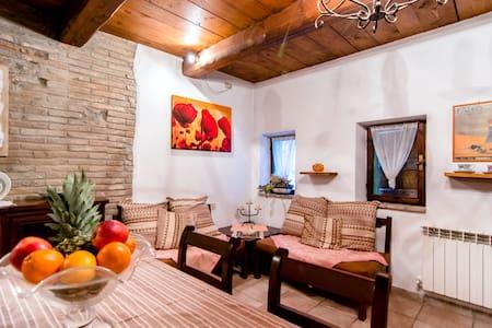 Casa di Barbara nelle Marche - Castelvecchio
