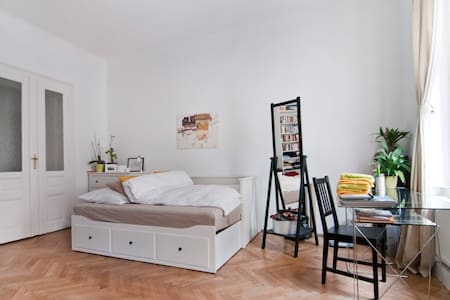 Beautiful apartment next to Palais Liechtenstein - Vienna